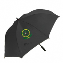 Ballymena Shamrock Celtic Supporters Club Large Umbrella - Black 2018